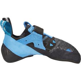 Scarpa Instinct VSR Kengät, black/azure